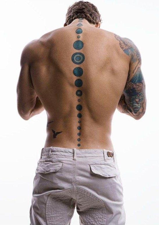Fotos de tatuajes para la espalda para hombres