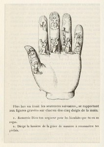 Como aprender a leer las manos