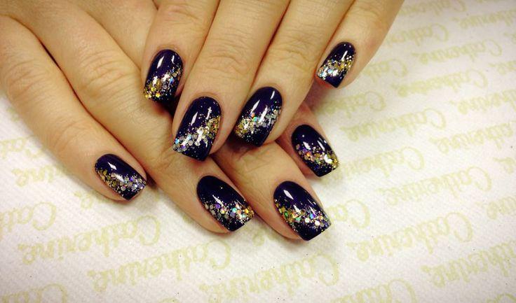 Fotos de diseños de uñas pintadas