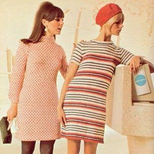 Ropa retro: Cómo es la moda de los años 60