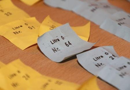 Como escoger los numeros de la loteria