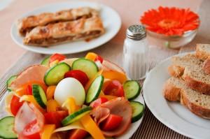 Una dieta para bajar de peso en una semana