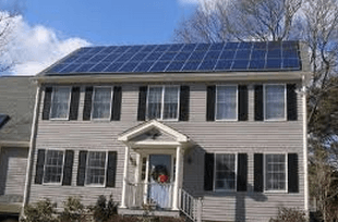 Energia solar en casas