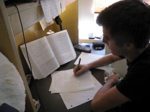 Métodos de estudio universitario