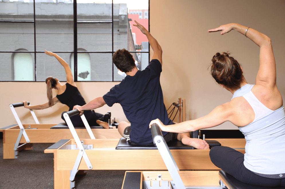 Pilates beneficios