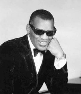 Ray Charles Pianista ciego