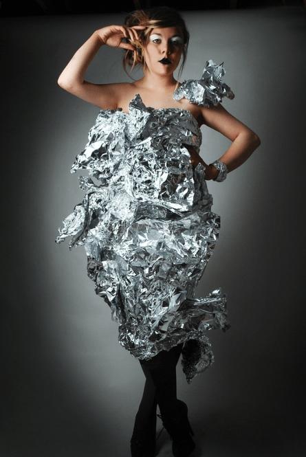 Ropa con material reciclado: diseño de prendas, ideas e inspiración