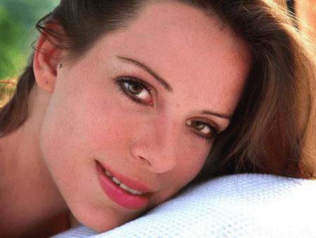 Depilacion facial con hilo