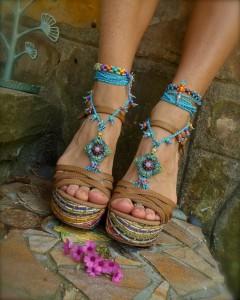 Ropa hippie, estilo hippie