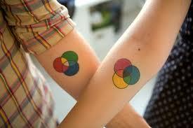 Tattoo para parejas: los mejores tatuajes para parejas
