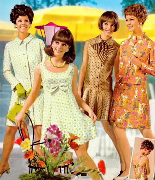 Ropa retro: Cómo es la moda de los años 60 | Veintipico
